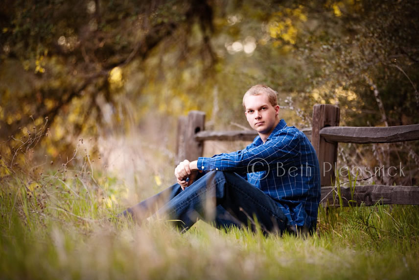 Troy - Senior Pictures