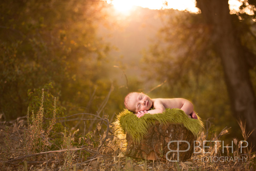 1 temecula newborn baby photography outdoor 1