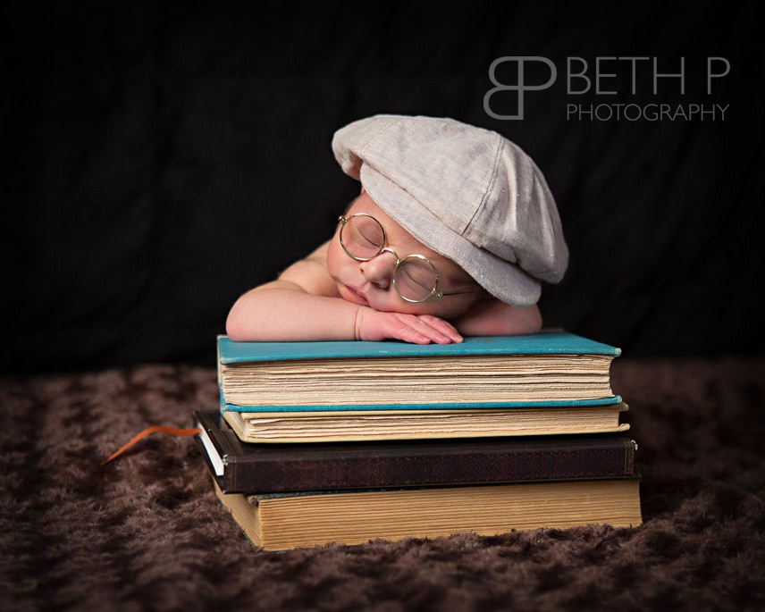 2 unique photography temecula newborn baby book