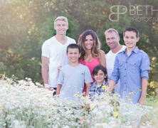C Family | Murrieta Family photography