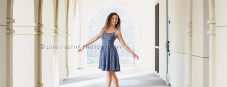 Ballet Senior Photos – Murrieta